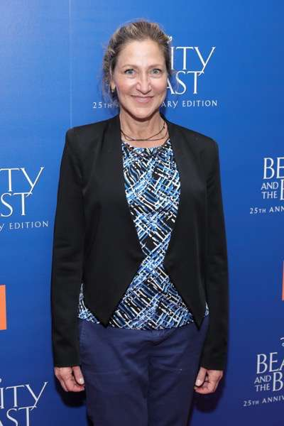 """NEW YORK, NY - SEPTEMBER 18:  Edie Falco attends the special screening of Disney's """"Beauty and the Beast"""" to celebrate the 25th Anniversary Edition release on Blu-Ray and DVD on September 18, 2016 in New York City.  (Photo by Neilson Barnard/Getty Images for Walt Disney Studios Home Entertainment) *** Local Caption *** Edie Falco"""