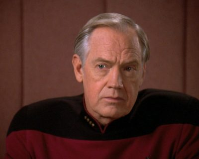 ronny cox Star Trek