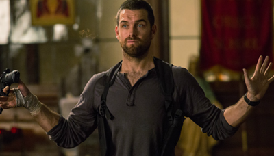 Banshee the complete fourth season blu ray review