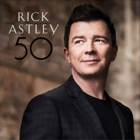 Rick Astley signed autograph cd 50