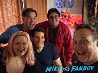 mike the fanboy 29th birthday party