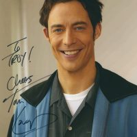 cavanagh tom signed autograph photo psa