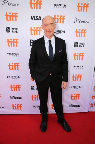 "J.K. Simmons seen at Summit Entertainment's ""La La Land"" premiere at the 2016 Toronto International Film Festival on Monday, Sept. 12, 2016, in Toronto. (Photo by Eric Charbonneau/Invision for LionsgateAP Images)"