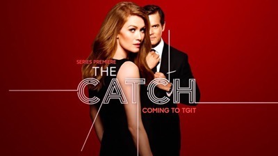 The Catch the complete first season dvd review