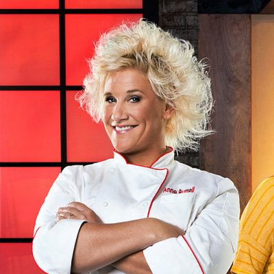 Anne Burrell food network