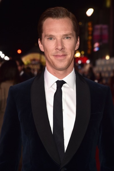 "HOLLYWOOD, CA - OCTOBER 20:  Actor Benedict Cumberbatch attends The Los Angeles World Premiere of Marvel Studiosí ""Doctor Strangeî in Hollywood, CA on Oct. 20th, 2016.  (Photo by Alberto E. Rodriguez/Getty Images for Disney) *** Local Caption *** Benedict Cumberbatch"