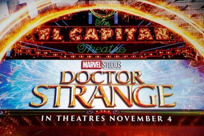 """Marvel Fan Families And Kids Attend A Special Screening Of Marvel Studios' """"DOCTOR STRANGE"""" In 3D Hosted By Stan Lee"""