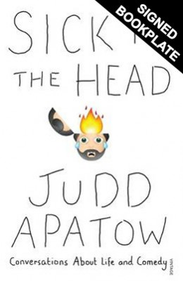 Judd apatow signed book