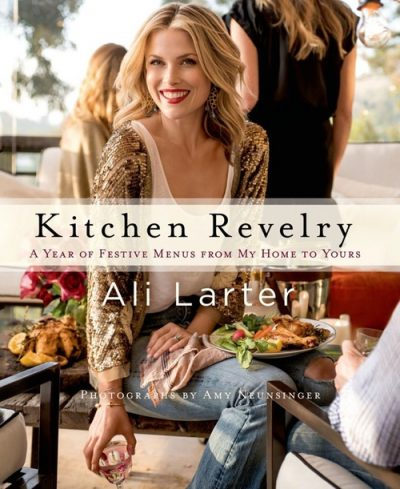ALI LARTER SIGNED BOOK