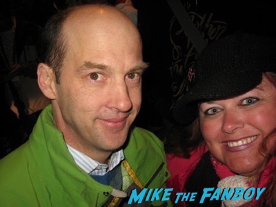 anthony edwards fan photo selfie