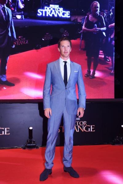 Marvel Studios' DOCTOR STRANGE Global Tour Fan Event in Hong Kong.