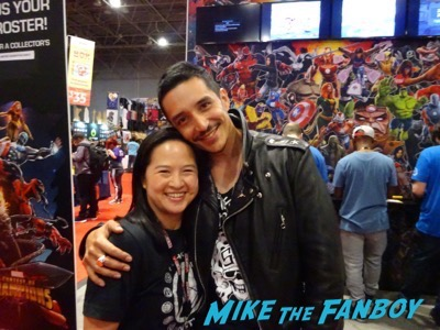 marvel's agents of shield nycc 2016 autograph signing