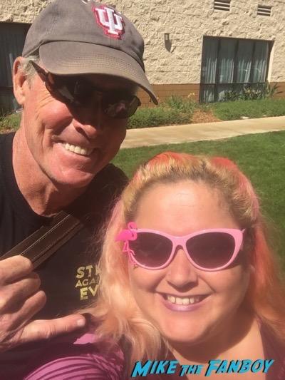 john-c-mcginley meeting fans scrubs selfie
