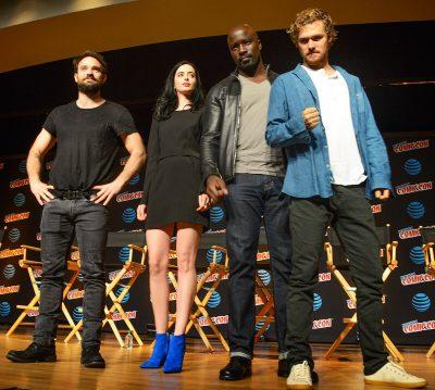 the defenders Netflix NYCC 2016