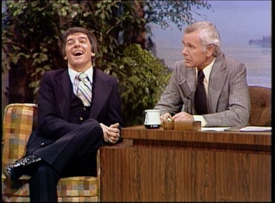 Johnny Carson the tonight show vault series contest