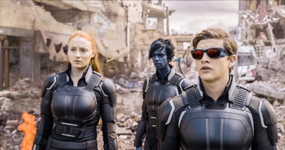 X-Men: Apocalypse blu ray review