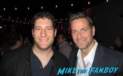 Peter Hermann Fan Photo Signing Autographs younger-fyc-q-and-a-fyc-meeting-sutton-foster-hilary-duff-26