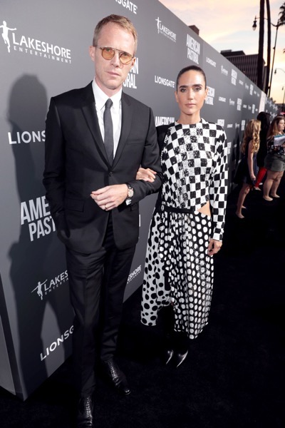 "Paul Bettany and Jennifer Connelly seen at Lionsgate Los Angeles Special Screening of ""American Pastoral"" at Samuel Goldwyn Theater on Thursday, Oct. 13, 2016, in Beverly Hills, CA. (Photo by Eric Charbonneau/Invision for Lionsgate/AP Images)"