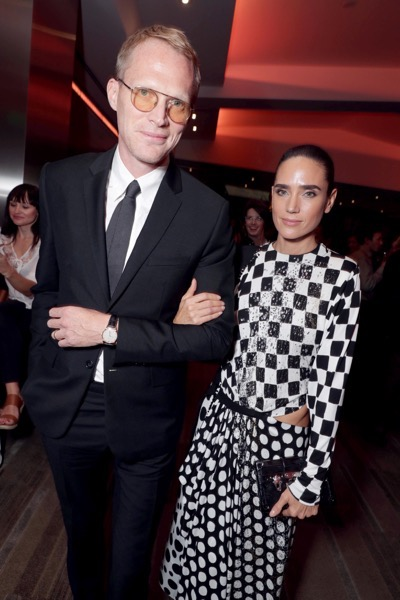 """Paul Bettany and Jennifer Connelly seen at Lionsgate Los Angeles Special Screening of """"American Pastoral"""" after party at Samuel Goldwyn Theater on Thursday, Oct. 13, 2016, in Beverly Hills, CA. (Photo by Eric Charbonneau/Invision for Lionsgate/AP Images)"""