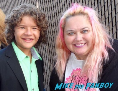 Gaten Matarazzo fans-meeting-the-cast-of-stranger-things-3