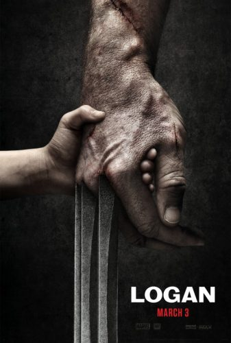 logan teaser poster wolverine 3