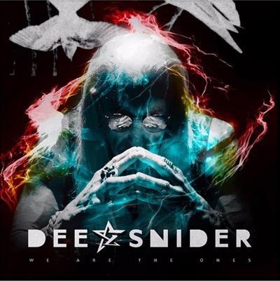 dee snider signed-cds-2