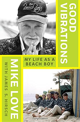 mike love signed book beach boys