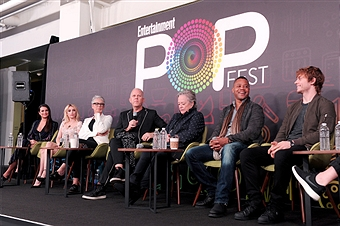 """onstage during """"XXX"""" at Entertainment Weekly's PopFest at The Reef on October 30, 2016 in Los Angeles, California."""