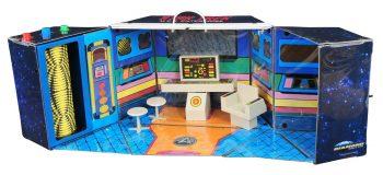 The Star Trek Retro Bridge Playset!