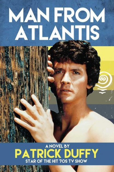 Patrick Duffy signed book