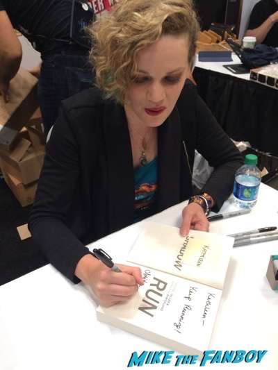 adrienne-miller at nycc 2016