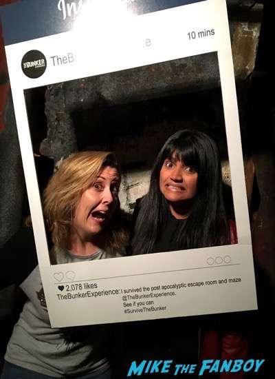 The Bunker Experience Pasadena CA Suddenly Susan