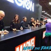 LEgion panel NYCC 2016 autograph signing