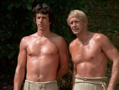 James Naughton shirtless planet of the apes