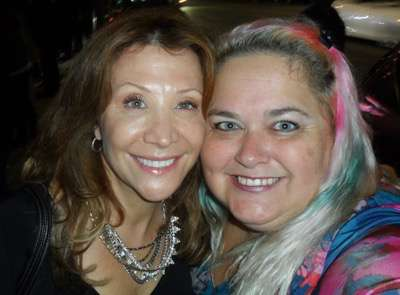 cheri oteri meeting fans snl star now 2016