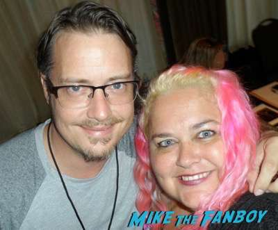 Jeremy london meeting fans dazed and confused hot sexy signing autographs