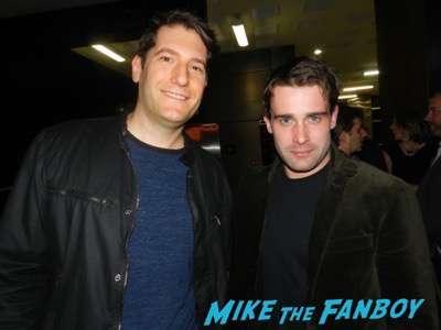 Christian Cooke fan photo meeting fans
