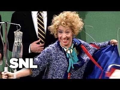 cheri oteri SNL
