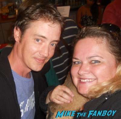 jason london meeting fans dazed and confused hot sexy signing autographs