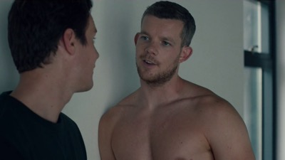 Looking the complete series dvd giveaway hot sexy shirtless Russell Tovey