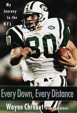 The NFL's most popular wide receiver tells the remarkable and inspirational story of how he went from an undrafted walk-on to an everyman hero and star of the New York Jets.  Growing up in hardscrabble Garfield, New Jersey, Wayne Chrebet was always too small or too slow or too something to be taken seriously as a football player. And even after an impressive career in high school, he wasn't even a blip on the recruiting radar screens of the big-time college programs.