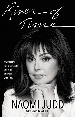 Naomi Judd river of time signed book