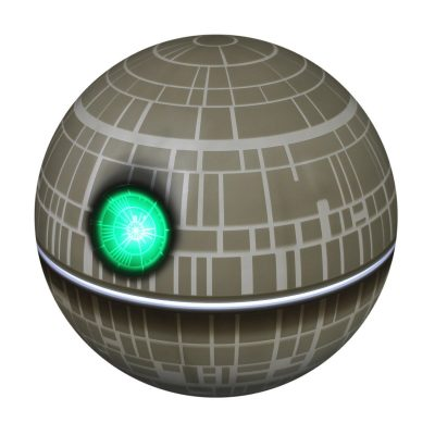 "Star Wars 6"" Glowing Death Star Mood LightStar Wars 6"" Glowing Death Star Mood Light"