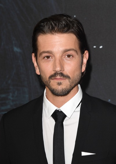 "LONDON, ENGLAND - DECEMBER 13:  Diego Luna attends the exclusive screening of  Lucasfilm's highly anticipated, first-ever, standalone Star Wars adventure ""Rogue One: A Star Wars Story"" at the BFI IMAX on December 13, 2016 in London, England.  (Photo by Stuart C. Wilson/Getty Images for Disney) *** Local Caption *** Diego Luna"