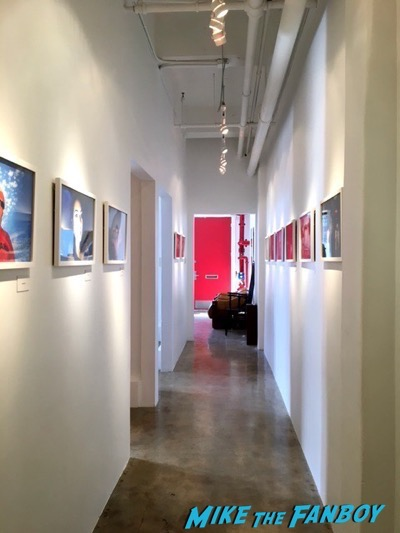 Anton Yelchin's photography exhibit at Other Gallery in Hollywood