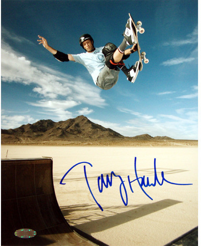 Tony Hawk signed autograph