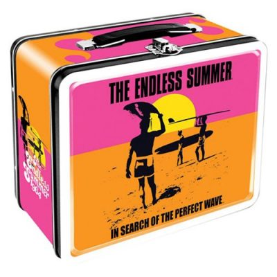 Endless Summer tin tote