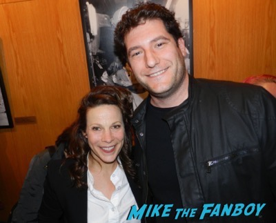 Lili Taylor meeting fans american crime q and a