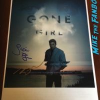 ben-affleck-signed-autograph-Gone Girl poster-psa-photo-rare-3