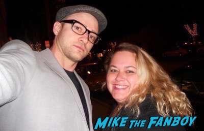 justin-timberlake meeting fans selfie rare